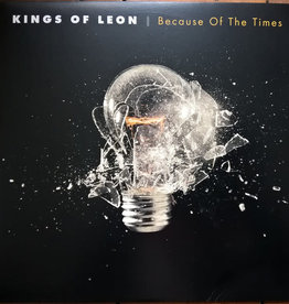Used Vinyl Kings Of Leon- Because Of The Times (Red)