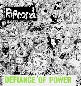 Used Vinyl Ripchord- Defiance Of Power (UK)
