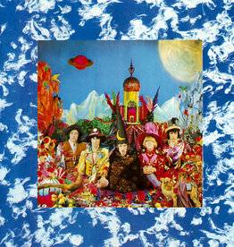 Used Vinyl Rolling Stones- Their Satanic Majesties Request (1969 Reissue)