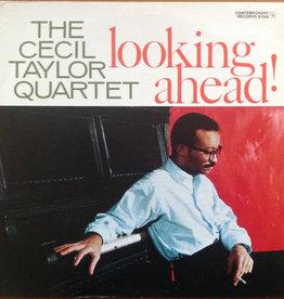 Used Vinyl Cecil Taylor Quartet- Looking Ahead (Sealed)(Reissue)