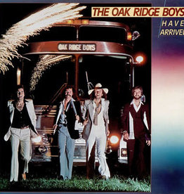 Used Vinyl Oak Ridge Boys- The Oak Ridge Boys Have Arrived