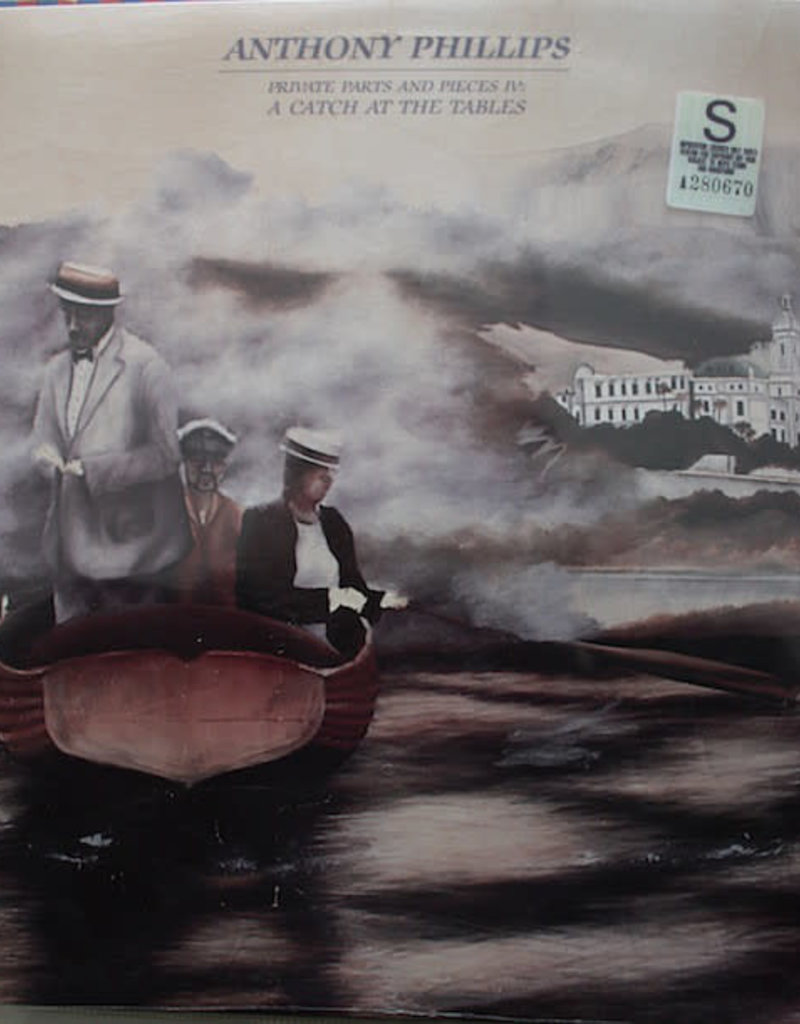 Used Vinyl Anthony Phillips(Genesis)- Private Arts and Pieces IV: A Catch At The Tables