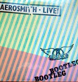 Used Vinyl Aerosmith- Live Bootleg