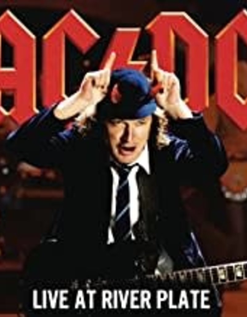 Used CD ACDC- Live At River Plate