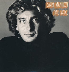 Used Vinyl Barry Manilow- One Voice
