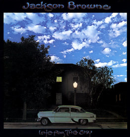 Used Vinyl Jackson Browne- Late For The Sky