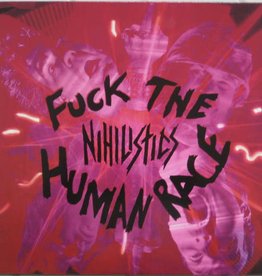 Used Vinyl Nihilistics- Fuck The Human Race (Sealed)