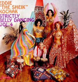 """Used Vinyl Eddie """"The Sheik"""" Kochak- Strictly Belly Dancing Vol. 4 (Sealed)"""