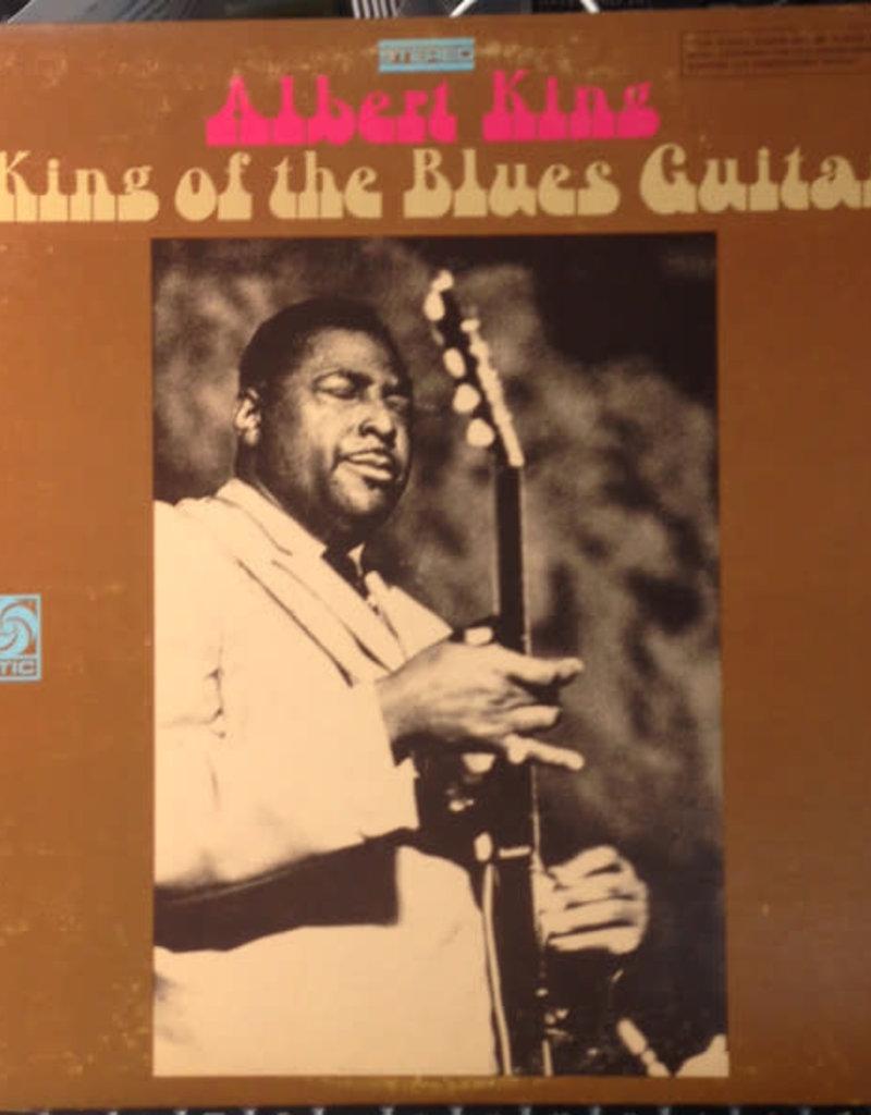 Used Vinyl Albert King- King Of The Blues Guitar