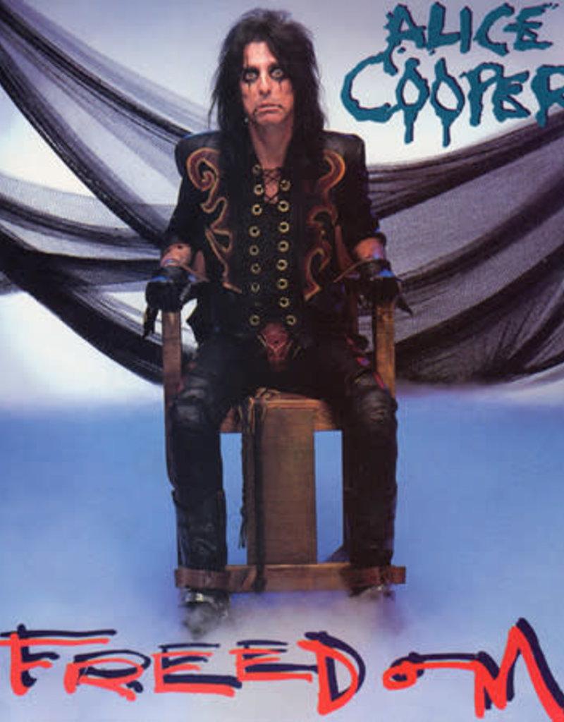 """Used Vinyl Alice Cooper- Freedom (12"""")(UK)"""