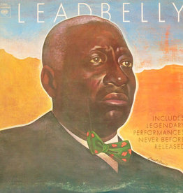 Used Vinyl Leadbelly- Includes Legendary Performances Never Before Released