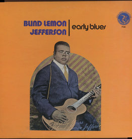Used Vinyl Blind Lemon Jefferson- Early Blues
