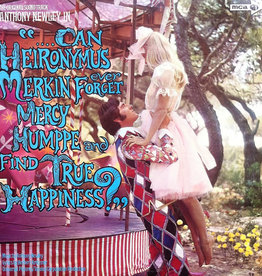 Used Vinyl Can Heironymus Merkin Ever Forget Mercy Humppe And Find True Happiness Soundtrack (UK Pressing)