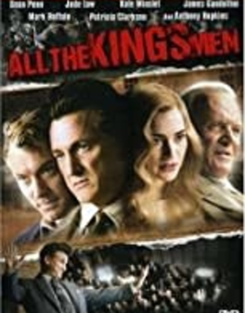 Used DVD All The King's Men