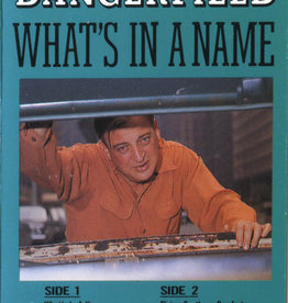 Used Cassette Rodney Dangerfield- What's In A Name