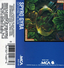 Used Cassette Spyro Gyra- Catching The Sun