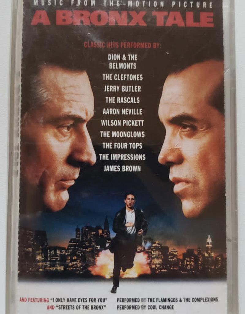 Used Cassette A Bronx Tale Soundtrack