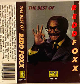 Used Cassette Redd Foxx- The Best Of Redd Foxx