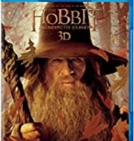Used BluRay The Hobbit An Unexpected Journey