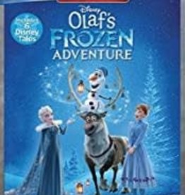 Used BluRay Olaf's Frozen Adventure