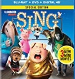 Used BluRay Sing