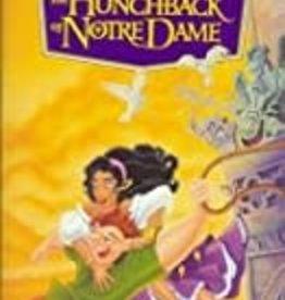 Used VHS Hunchback Of Notre Dame