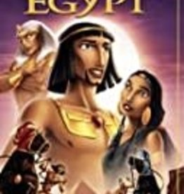 Used VHS Prince Of Egypt
