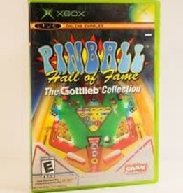 Xbox Pinball Hall of Fame The Gottlieb Collection