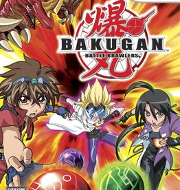 Wii Bakugan Battle Brawlers