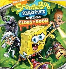 Wii SpongeBob SquarePants Featuring Nicktoons: Globs of Doom