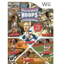 Wii Hall of Fame Ultimate Hoops Challenge