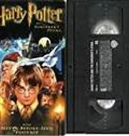 Used VHS Harry Potter And The Sorcerer's Stone