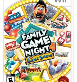 Wii Hasbro Family Game Night 4: The Game Show