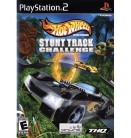 PS2 Hot Wheels Stunt Track Challenge