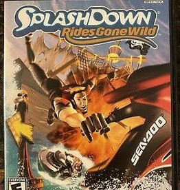 PS2 Splashdown Rides Gone Wild