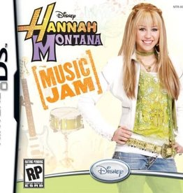 Nintendo DS Hannah Montana Music Jam