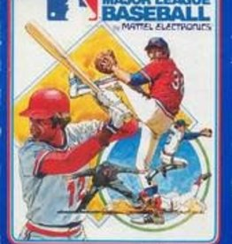 Intellivision Major League Baseball