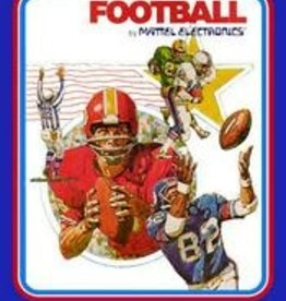 Intellivision NFL Football