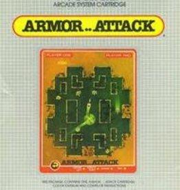 Vectrex Armor Attack