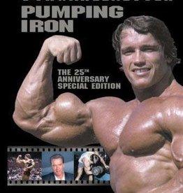 Used DVD Arnold Schwarzenegger Pumping Iron