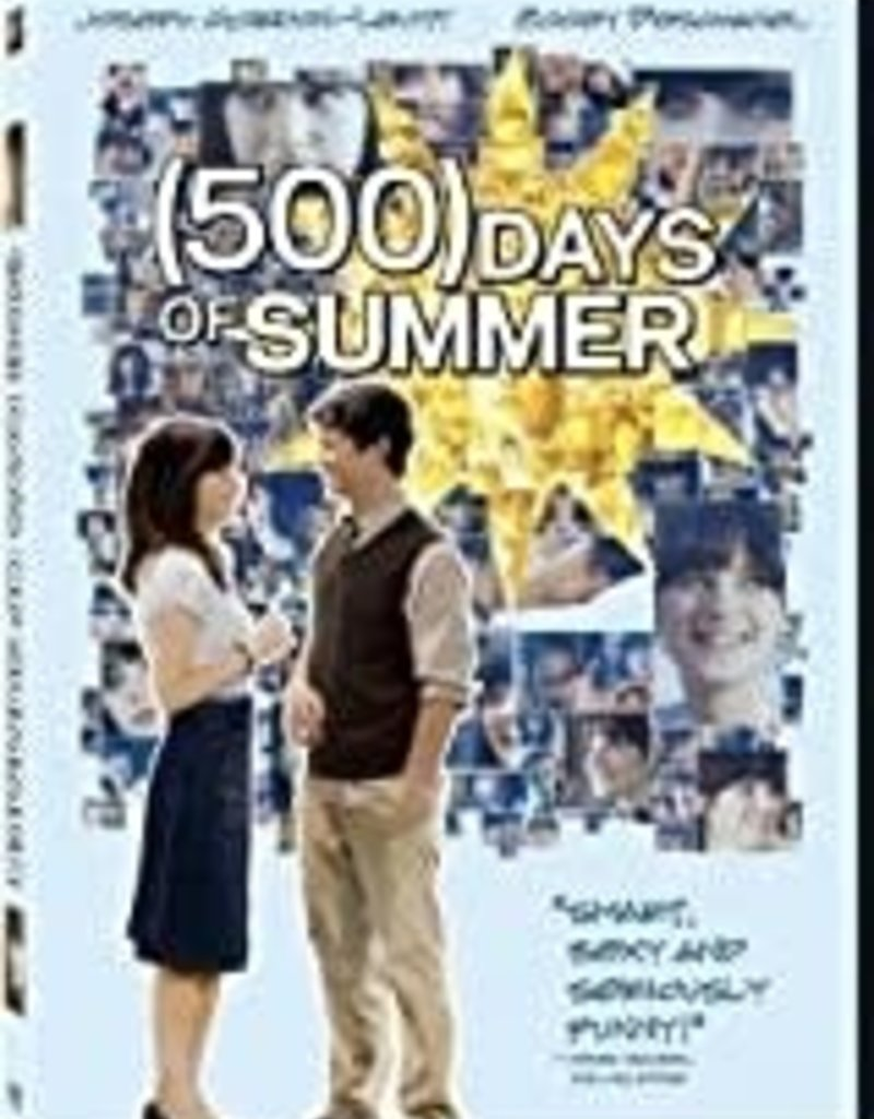 Used DVD 500 Days of Summer