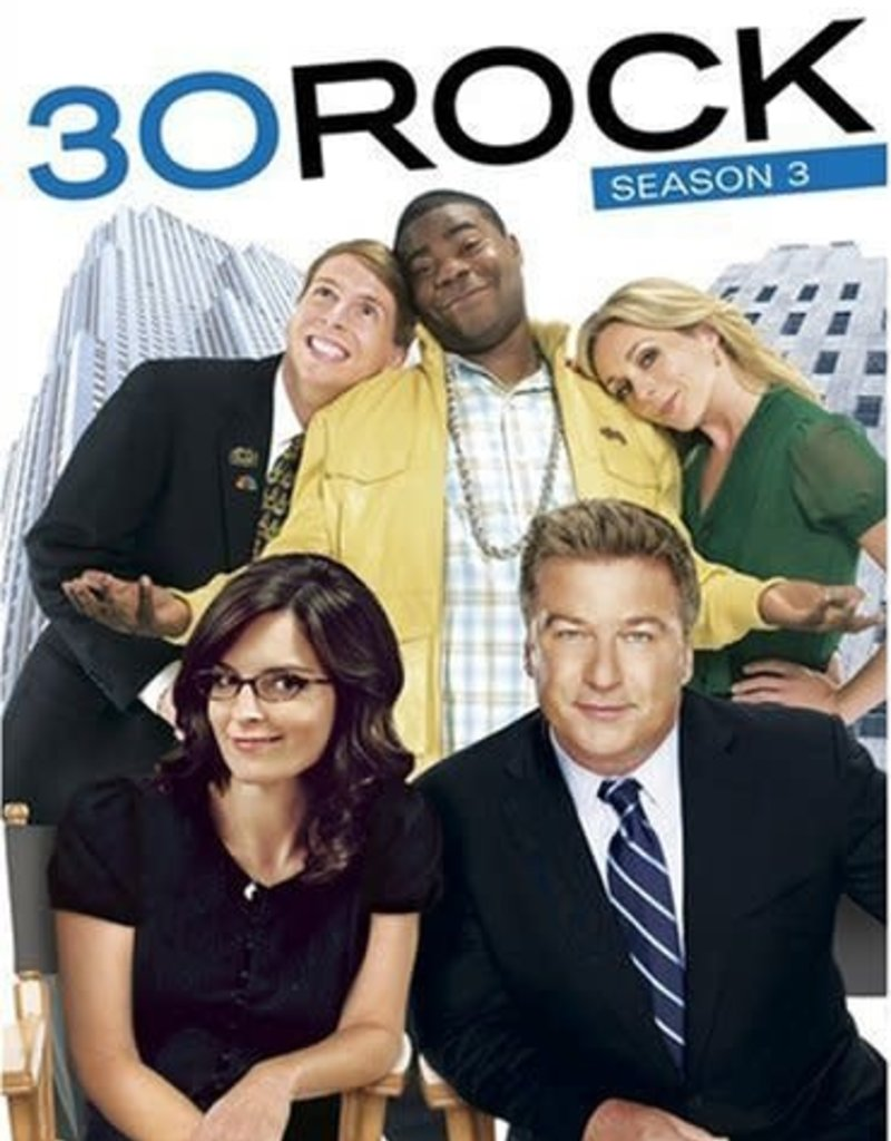 Used DVD 30 Rock- Season 3