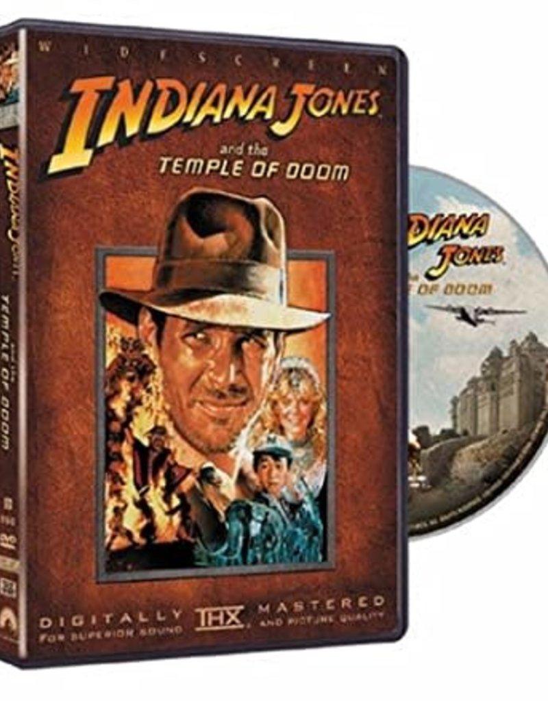 Used DVD Adventures of Indiana Jones (Raiders of the Lost Ark / Temple of Doom / Last Crusade)