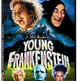 Used DVD Young Frankenstein