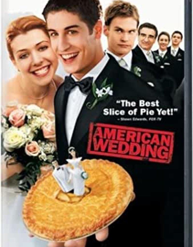 Used DVD American Wedding