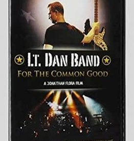 Used DVD Lt. Dan Band: For The Common Good