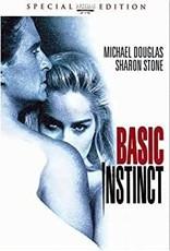 Used DVD Basic Instinct