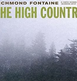 Used CD Richmond Fontaine- The High Country