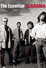 Used CD Alabama- The Essential Alabama