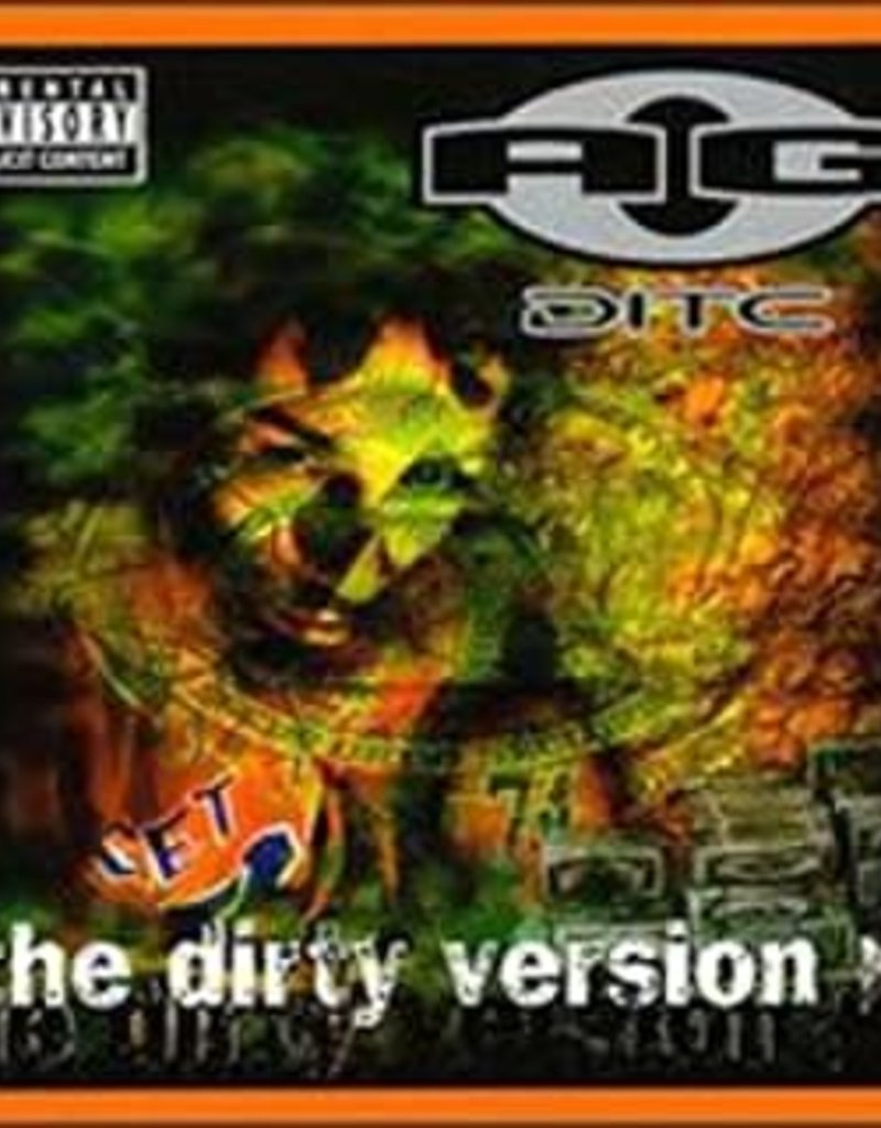 Used CD AG- The Dirty Version